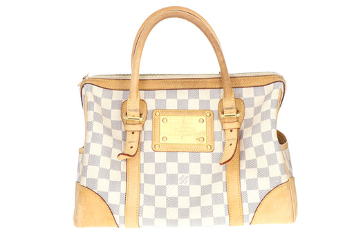 Louis Vuitton Damier Azur Berkeley Bag - Queen May