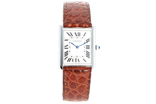 Cartier Tank Solo 2715 - Queen May