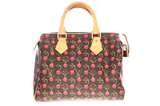 Louis Vuitton Limited Edition Cherry Cerise Monogram by Takashi Murakami - Queen May