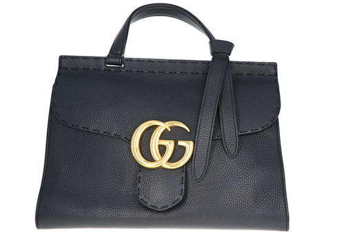 Gucci GG Marmont Top Handle Bag - Queen May