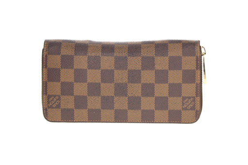 Louis Vuitton Damier Ebene Zippy Wallet - Queen May
