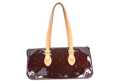 Louis Vuitton Vernis Rosewood Avenue - Queen May