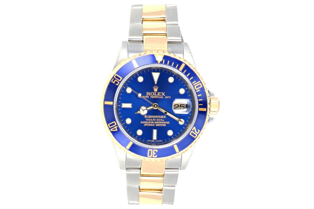 Rolex Submariner 16613 - Queen May