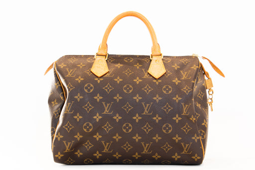 Louis Vuitton Monogram Speedy 30 - Queen May