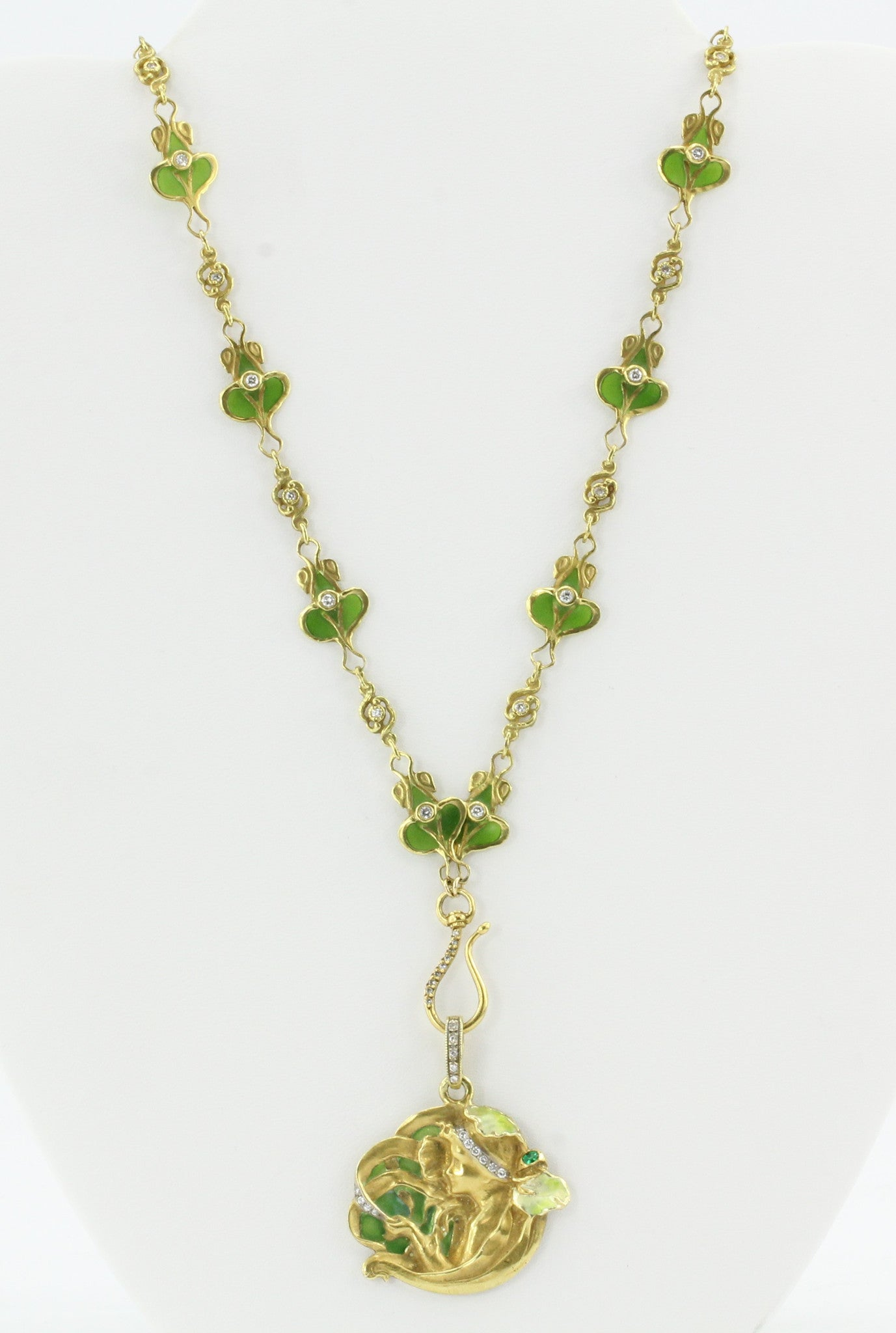 "Fine Jewelry – tagged ""Necklaces"" – Queen May"