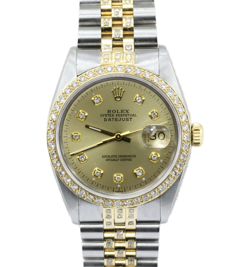 watch owned women perpetual oyster s rolex pre watches sale stainless xupes steel details product
