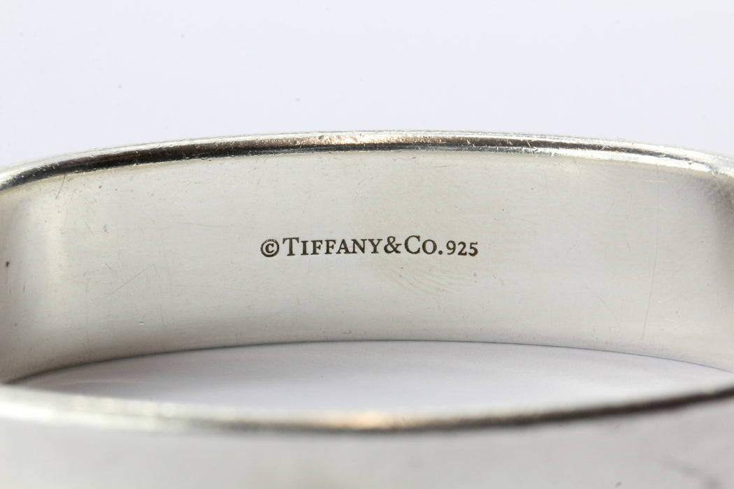 handstamped ali smooth original by bangles bali square product alibalijewellery jewellery bangle bracelet silver
