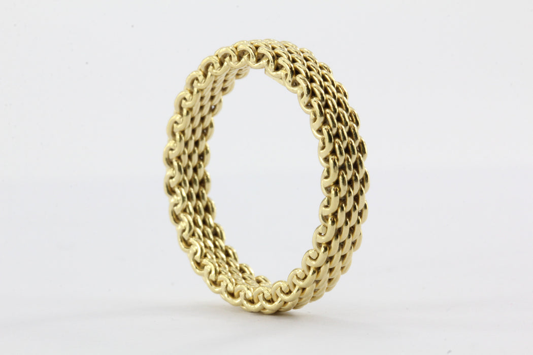 Chain in 18k gold - Size 24 in Tiffany & Co. GbL2OW