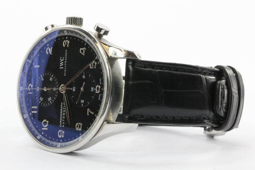 IWC Portuguese Chrono Automatic IW371438 Wrist Watch for Men - Queen May