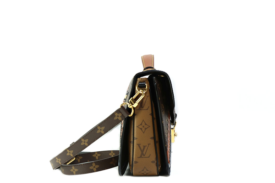 Louis Vuitton Pochette Metis Brogue MM - Queen May