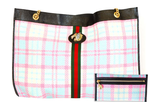 Gucci x Dover Street Market Rajaj Candy Mandra Large Tote Limited Edition - Queen May