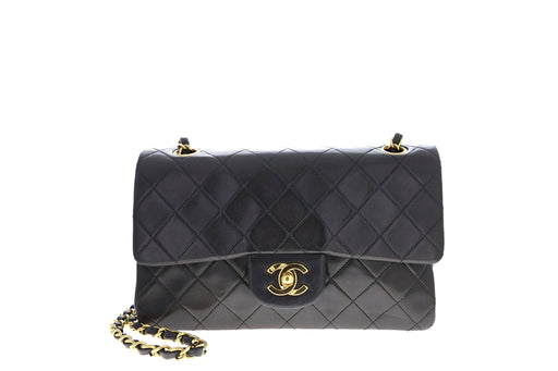 Vintage Chanel Lambskin Small Double Flap - Queen May