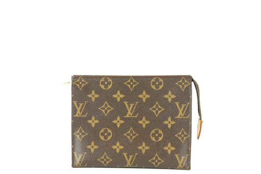Louis Vuitton Monogram Toiletry Pouch 19 - Queen May