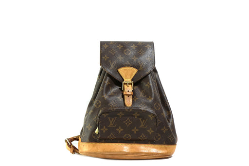 Louis Vuitton Monogram Montsouris PM - Queen May