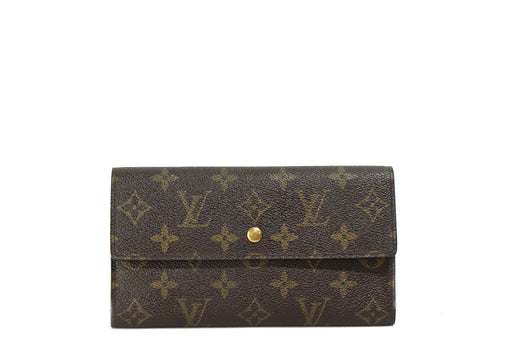 Louis Vuitton Monogram International Wallet - Queen May