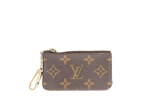 Louis Vuitton Monogram Key Pouch - Queen May