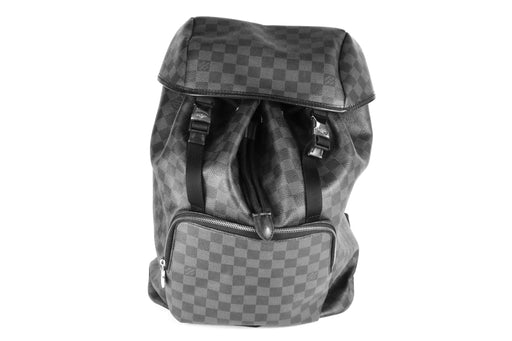 Louis Vuitton Damier Graphite Zack Backpack - Queen May