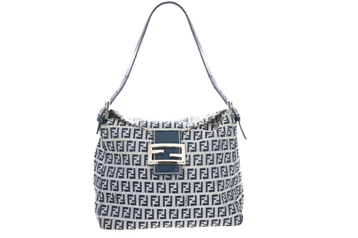 FENDI Zucchino Shoulder Bag - Queen May
