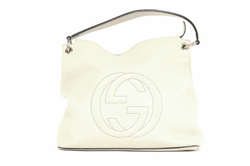 Gucci Soho Leather Hobo Bag - Queen May
