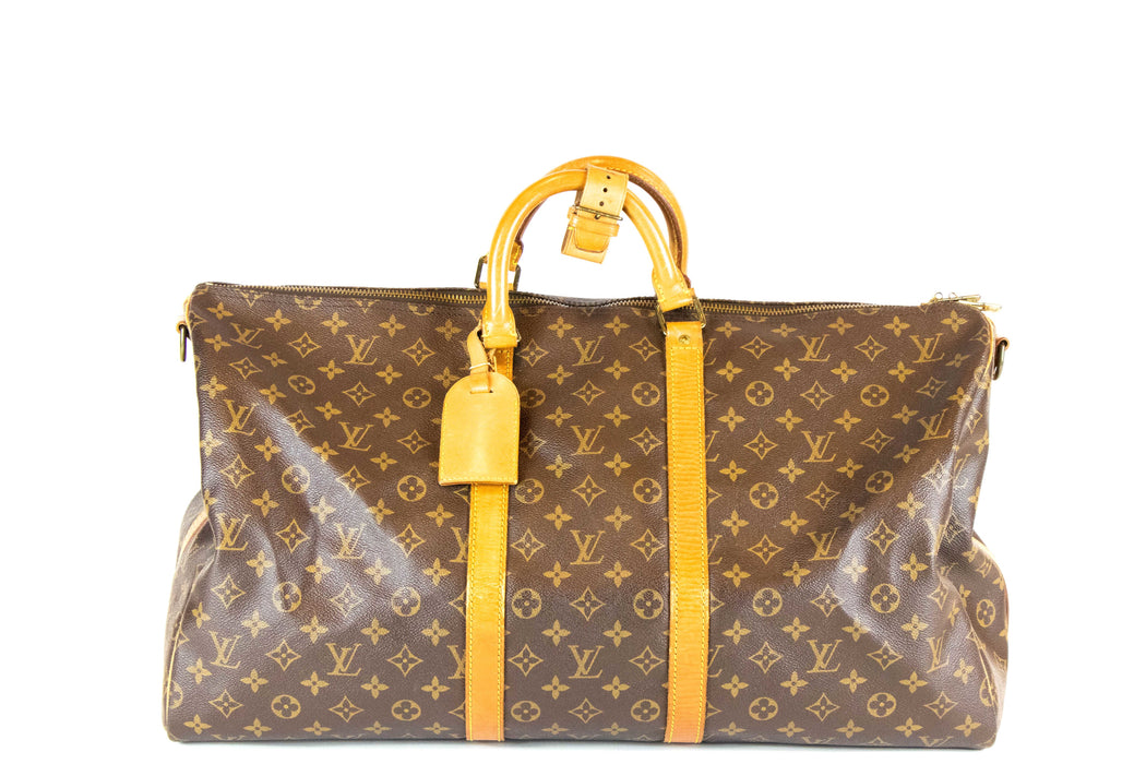 Louis Vuitton Keepall Bandouliere 55 - Queen May