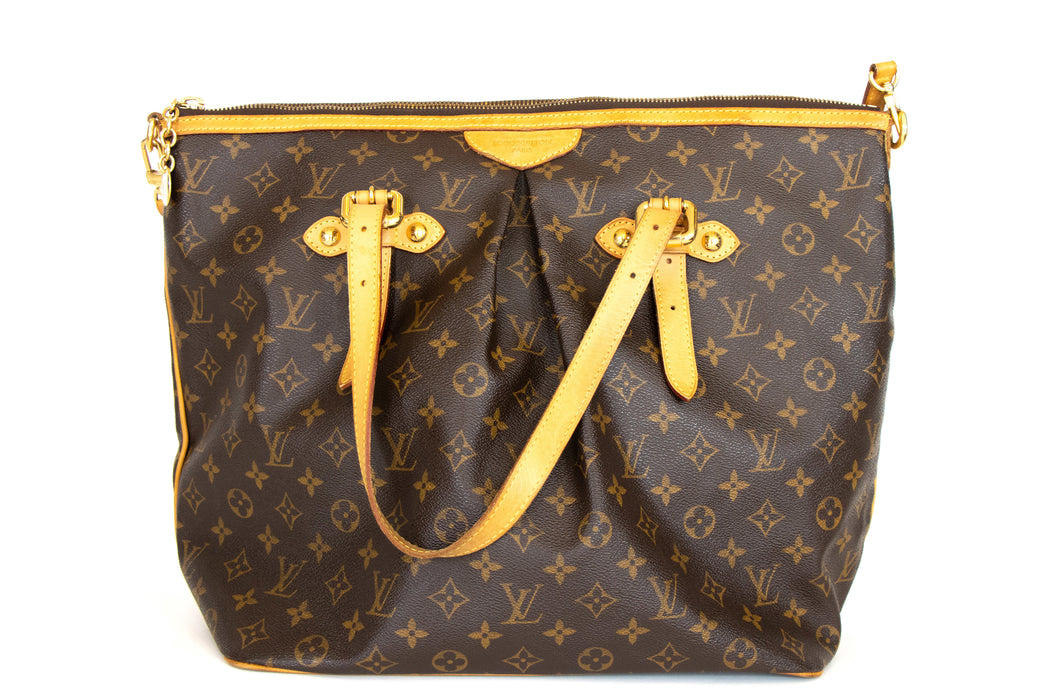 Louis Vuitton Monogram Palermo GM - Queen May