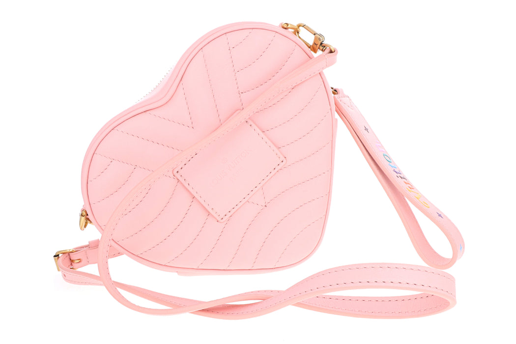 Louis Vuitton New Wave Heart Bag - Queen May