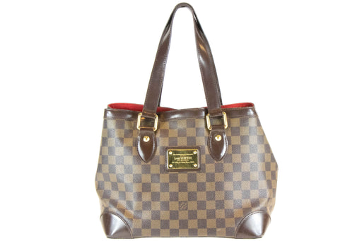 Louis Vuitton Damier Ebene Hampstead MM - Queen May