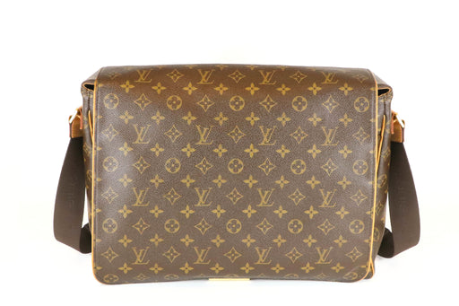 LOUIS VUITTON  Monogram Abbesses Messenger Bag - Queen May