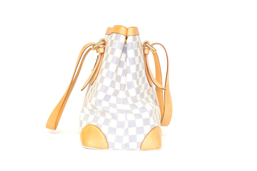Louis Vuitton Damier Azur Hampstead MM - Queen May