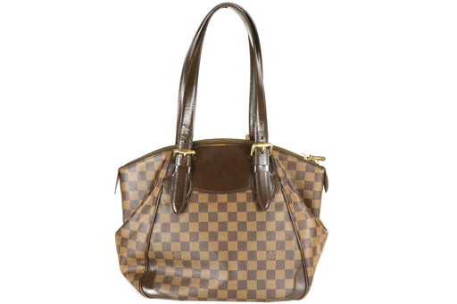 Louis Vuitton Damier Ebene Verona GM - Queen May