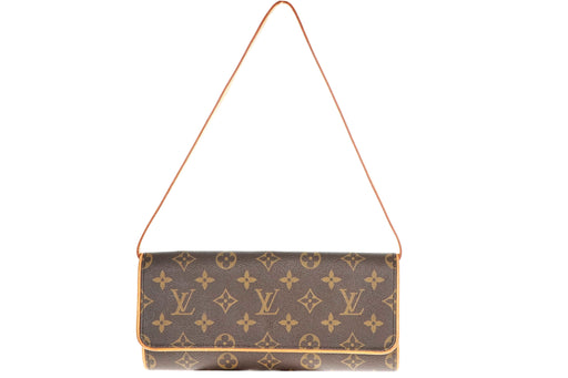 Louis Vuitton Monogram Pochette Twin GM - Queen May