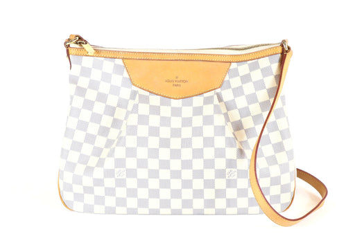 Louis Vuitton Damier Azur Siracusa MM - Queen May