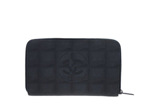 Chanel Travel Zip Around Wallet - Queen May