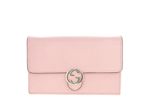Gucci Interlocking G Chain Wallet - Queen May