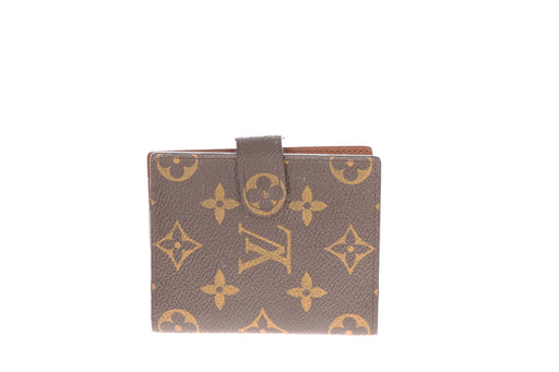 Louis Vuitton Monogram Porte-Billets Compact Wallet - Queen May