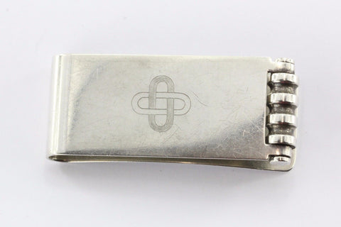 Vintage Tiffany & Co Sterling Silver Paloma Picasso Money Clip