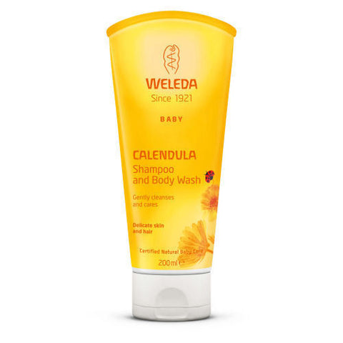 Weleda Baby Calendula Shampoo and body wash