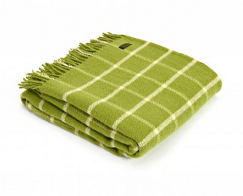 Tweedmill Chequered Check Throw