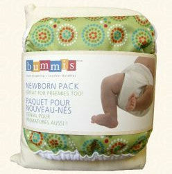Bummis Newborn Nappy Pack