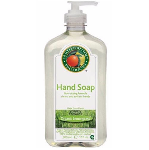 Earth Friendly Hand Soap - Organic Bliss