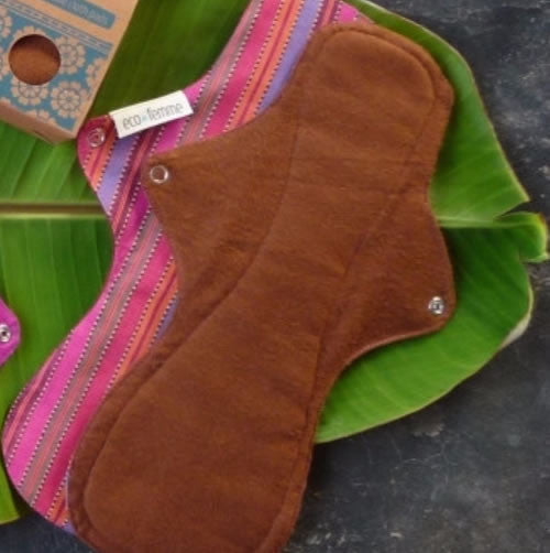 Eco Femme night pad - Organic Bliss Romsey