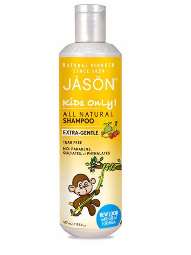 Jason Kids Only shampoo - Organic Bliss