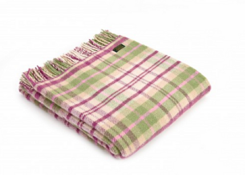 Tweedmill Cottage Throw