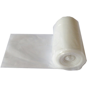 Plastic Tablecloth: Clear, 1.5 Mil, 66x140, 50/case.