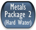 Metals Package 2-Hard Water