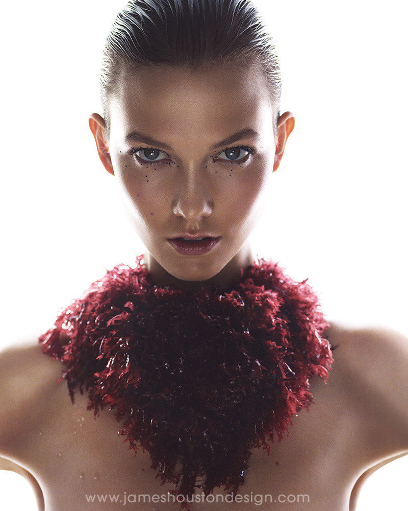 BE-005 / Natural Beauty Book _ Karlie Kloss NYC 2012