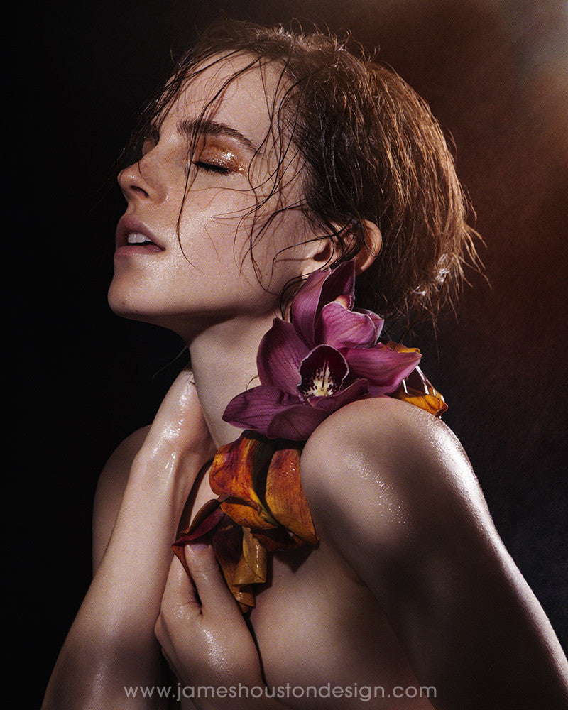 BE-018 / Natural Beauty Book _ Emma Watson 2012 NYC