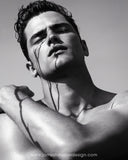 BE-050 / Natural Beauty Book _ Sean O'Pry NYC 2012