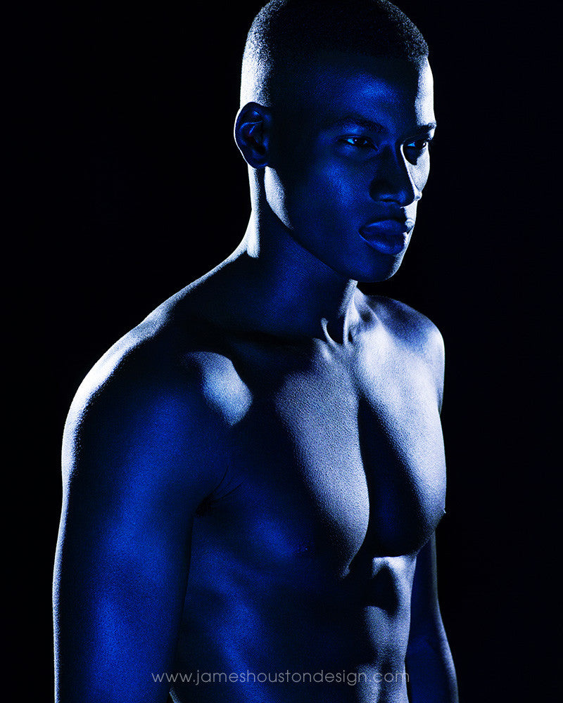 BO-012 / Natural Beauty Book _ David Agbodji NYC 2012