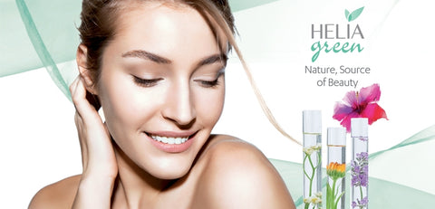 Heliagreen Face Care 99% of Ingredients from Natural Origin